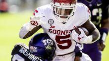 No. 24 Oklahoma takes improved ground game to Texas Tech