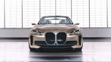 BMW says going electric isn't an excuse to ditch its twin-kidney grille