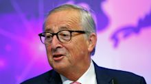 Jean-Claude Juncker: A no-deal Brexit would be Britain's fault