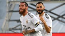Rigore di seconda tra Ramos e Benzema: ma l'arbitro fa ripetere