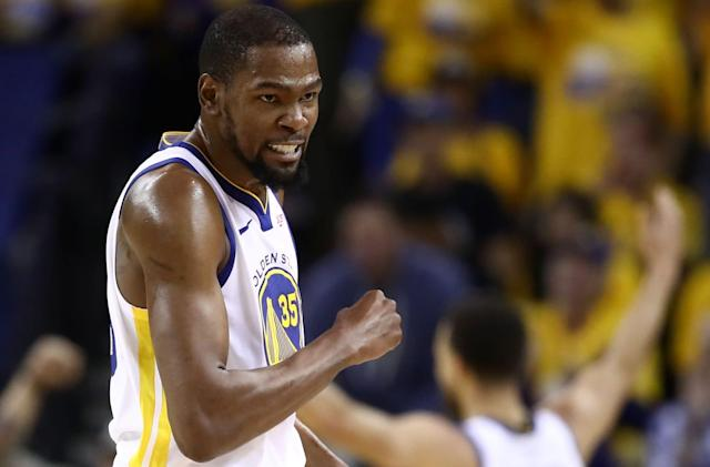 Kevin Durant is investing in high-end audio company Master & Dynamic
