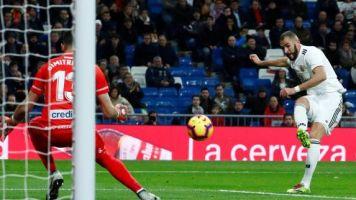 Le Real bat le Rayo sans forcer, grâce à Karim Benzema