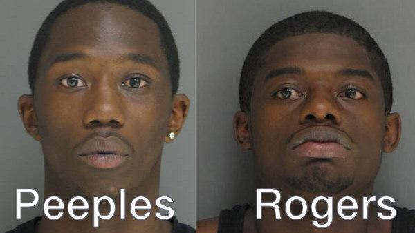 3 arrested for auto repair shop burglary in Claymont