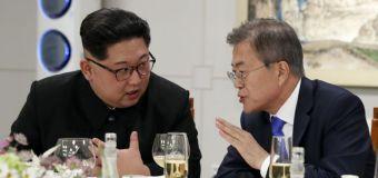 S. Korean, N. Korean leaders meet again