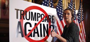 GOP senators support bill to save Obamacare