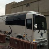 Dallas Cowboys bus involved in accident that killed four near Las Vegas