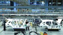 Crecimiento de la zona euro se acelera en noviembre: PMI
