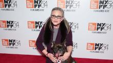 Carrie Fisher's Dog, Gary, Finds Forever Home With Her Former Assistant