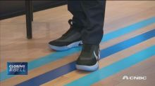 You can lace Nike's Adapt BB shoes with a smartphone app, and get a glimpse of the future of footwear