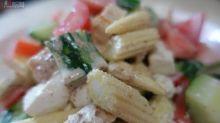 【食譜】夏日清涼之選!胡麻醬涼拌豆腐