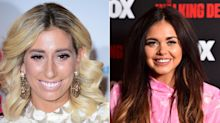 Stacey Solomon blasts misleading fitness videos as 'infuriating' but defends Scarlett Moffatt