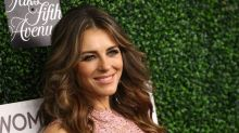 Elizabeth Hurley, 55, Just Flaunted Her Abs In A New Topless Bikini Instagram