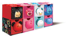 Now you can stack up your favourite Disney Tsum Tsum characters into drawers