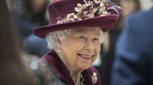 Queen's birthday marked with sombre message from Royal Family