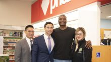 State Senator Ling Ling Chang and LA Clippers Power Forward Mfiondu Kabengele Helps CVS Health Kick Off Free Health Screenings in Los Angeles