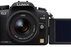 Panasonic announces pricing, availability for Lumix G2, G10