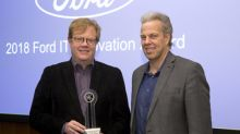 Hortonworks Wins Third Annual Ford IT Innovation Award