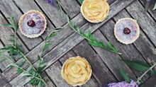 Healthy And Delicious: Summer Fruit Tarts