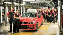 Sadness down under as final Holden marks end of Australian car industry