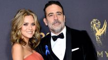Jeffrey Dean Morgan Accidentally Reveals Sex of Baby No. 2, Adorably Apologizes to Wife Hilarie Burton