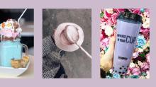 Milkshakes, smoothies et bubble tea... pour une bonne dose de fraîcheur