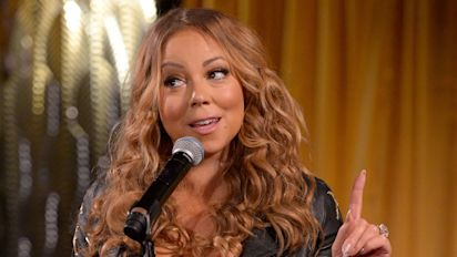 Mariah Carey robbed of $50,000 worth of accessories