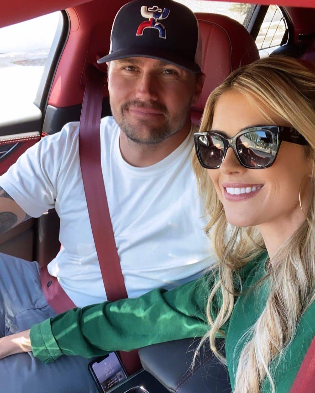 Christina Haack Calls Boyfriend Joshua Hall Her 'Ride or Die' After On-Set Dispute with Ex Tarek El Moussa