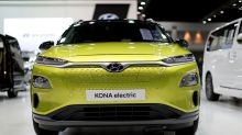 Hydrogen champion Hyundai races to electric as Tesla takes off