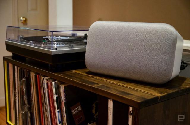 Google's Home Max speaker arrives in Australia