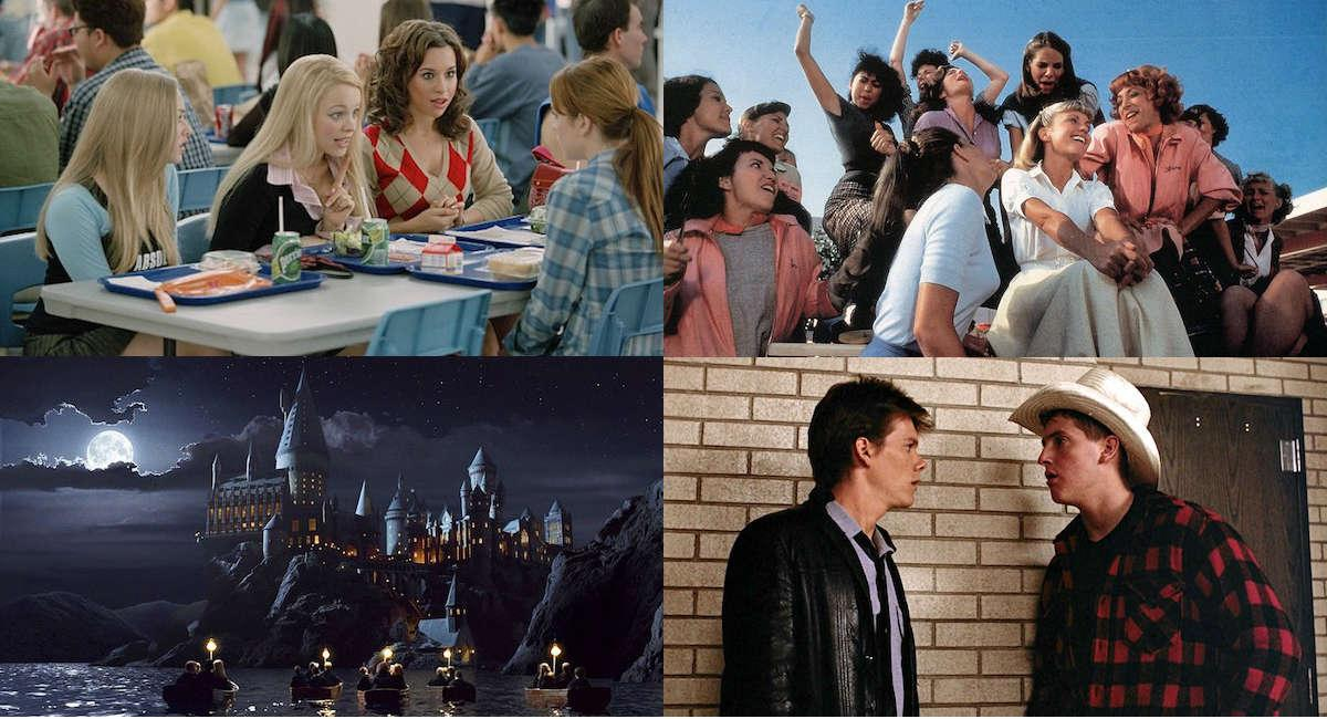 10 Movie Scenes That Perfectly Capture The First Day Of School