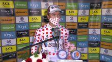 Cyclisme - Tour de France 2020 - 7e étape : Cosnefroy : «Une journée très longue»