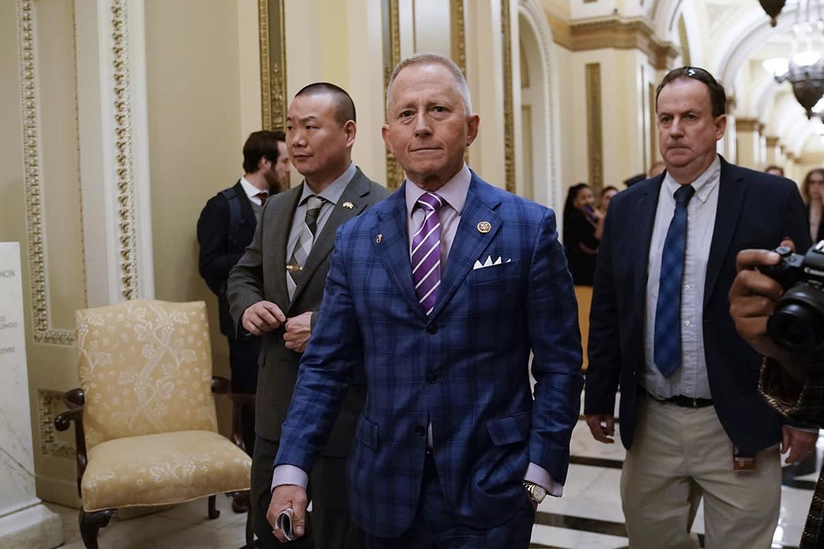 Van Drew's party switch upends GOP primary race