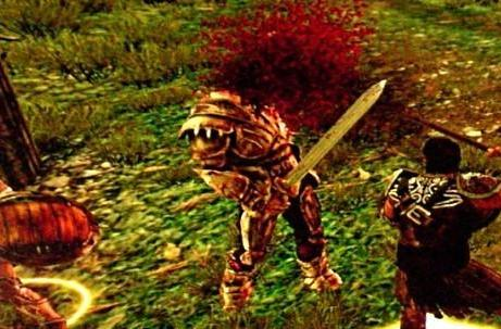 PAX 2008: Dragon Age: Origins, now with blood and ceilings
