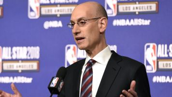Report: NBA sets salary cap for two seasons