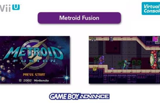 Game Boy Advance titles reach the Wii U's online store