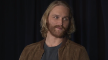 Wyatt Russell on why he left hockey for acting — and the crucial lesson he learned from his famous parents
