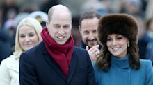 Could the Duchess of Cambridge give birth on St George's Day?