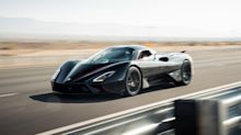 SSC Tuatara is officially the fastest production car in the world