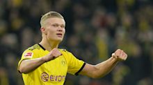 Haaland's legend keeps rising for Dortmund