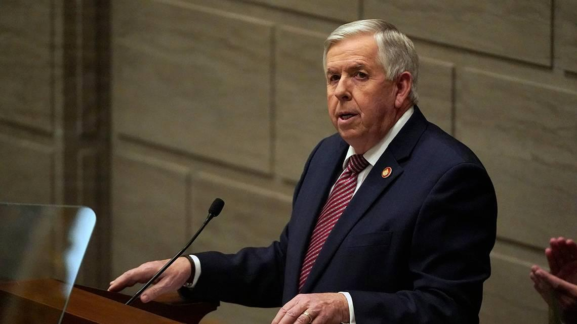 Parson's signature on gun bill violates US Constitution, makes Missourians less safe