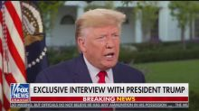 Trump Defends Tulsi Gabbard and Jill Stein Over Hillary's Russian Asset Claim: 'She's Crazy!'