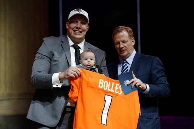 The Broncos add Four: Recap of days One and Two