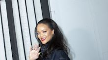 Rihanna Just Remixed Her Jade Manicure — & It Looks So Good