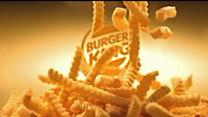 Burger King Introduces Their New `Satisfry`