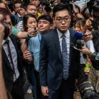 Hong Kong bans pro-independence party over 'national security' fears