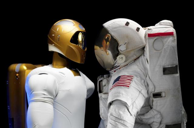 NASA's using PlayStation VR to train its space robots