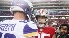 Golden Nuggets: Could Kyle Rudolph be the 49ers TE2?