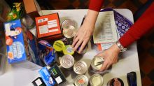 Food bank use across UK at record high, reveals report