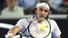 Tsitsipas eases into Aussie Open 2nd round