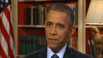 Obama Welcomes International Agreement Over Syria's Chemical Weapons